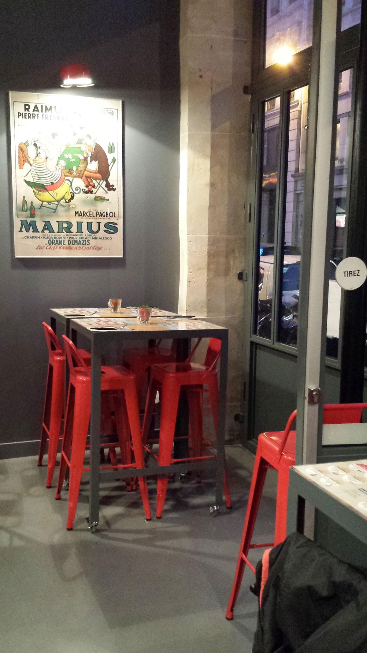 Pizzeria Sol B Ton Cir Autolissant Enduits D Co Paris