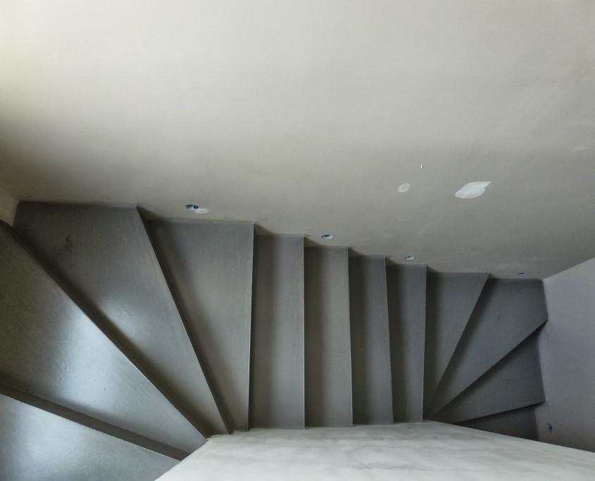 escalier-béton-ciré-carrière-sur seine-78