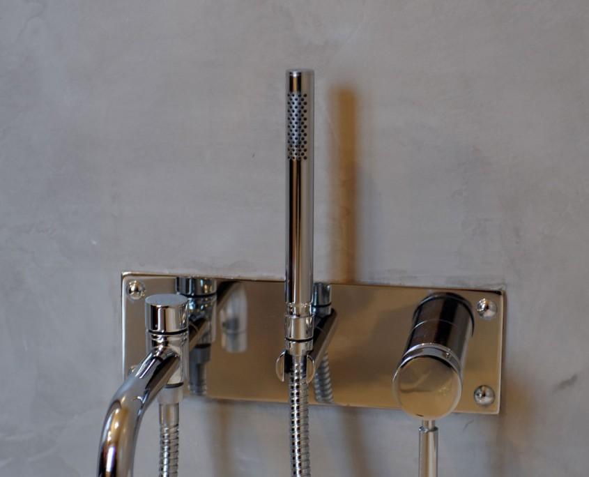 Verticales de salle de bain b ton cir taloch for Projet salle de bain